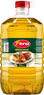 Pure Vegetable Cooking Oil